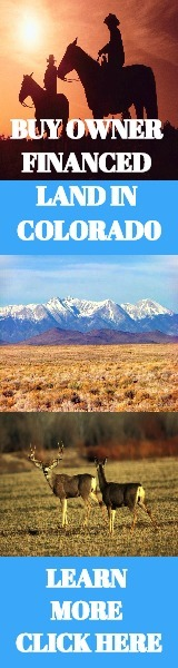 Buy Owner Financed Land in Colorado